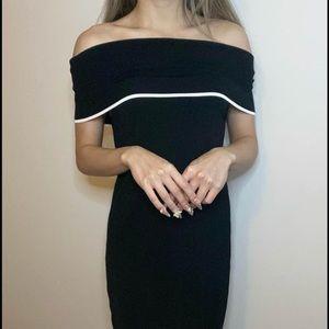 Wilfred Off The Shoulder Dress